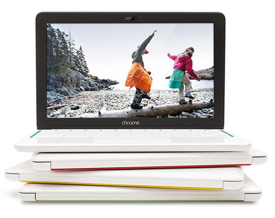 La nuova frontiera nel mondo dei PC è Chromebook, con sistema operativo Chrome OS