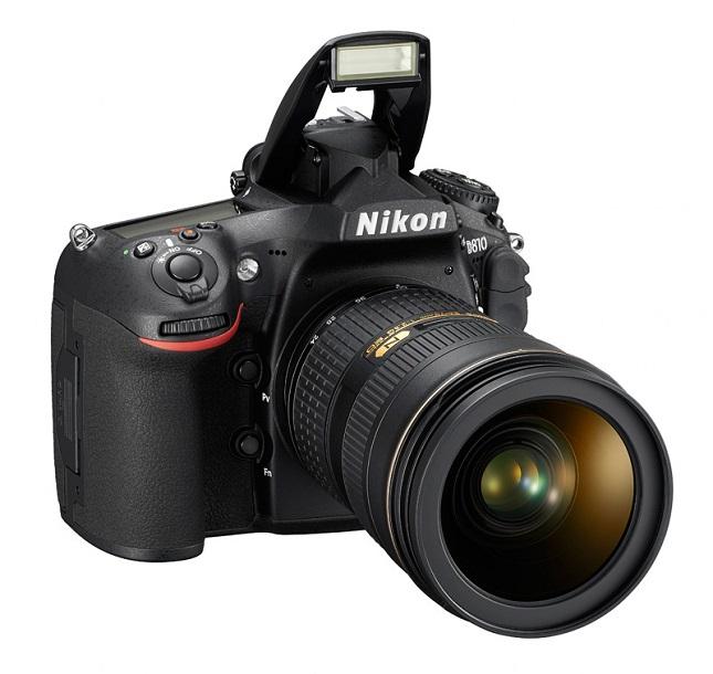 La Nikon D810 è l'ideale per i professionisti che mirano a realizzare fotografie e video con la più alta qualità.