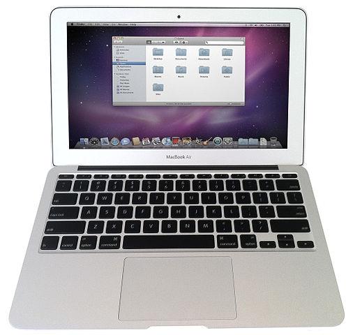 Un MacBook