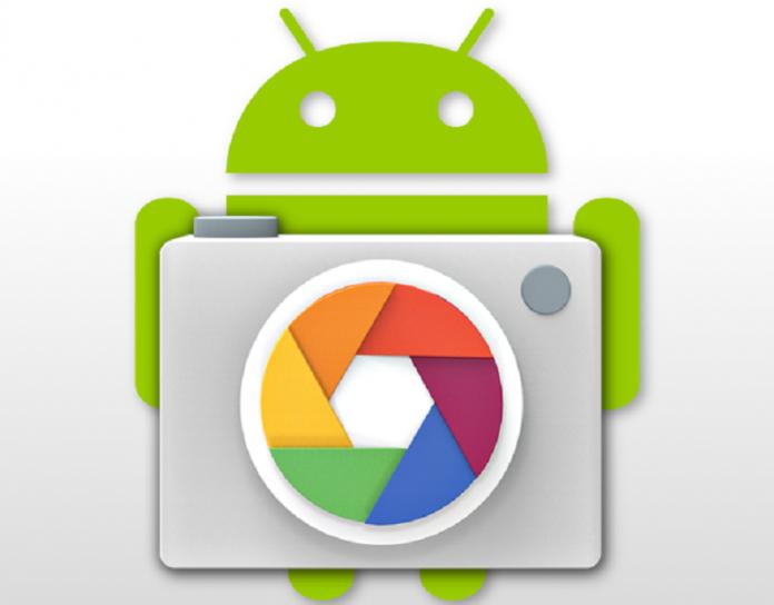 L'applicazione Google Fotocamera ha tre modalità: sfocatura, panoramica e Photo Sphere.
