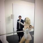 La ballerina robot di Wolfson