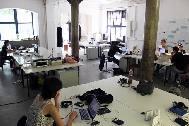 Un esempio di coworking