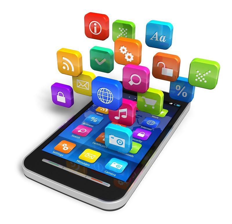 Le app per sartphone più diffuse in Italia