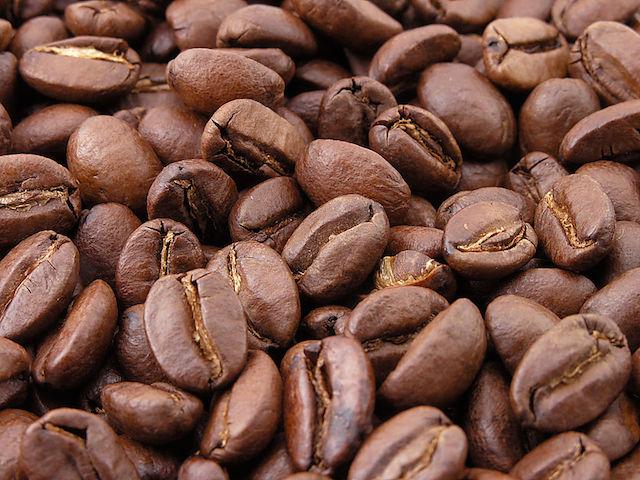 chicchi di caffè (wikipedia)
