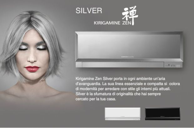 I condizionatori Kirigamine ZEN, silenziosi come un fruscio di foglie