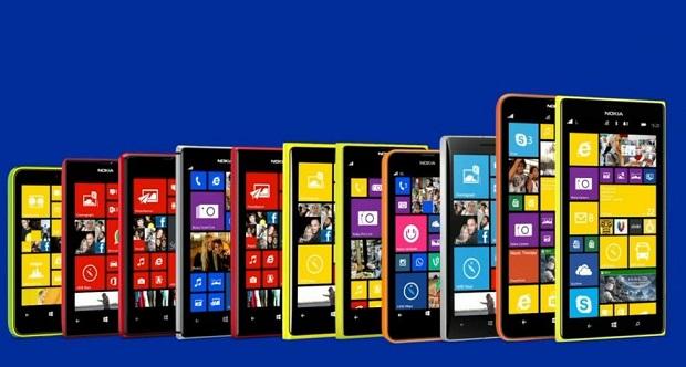 La gamma Lumia oggi prevede una serie di smartphone molto completi e basati sulla piattaforma windows.