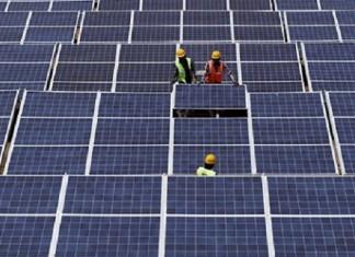 Per costruire il parco solare più grande del mondo saranno necessari 4,4 miliardi di dollari.