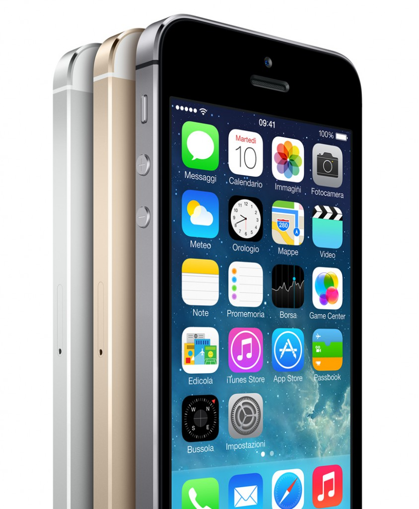 Apple iPhone 5s, uno dei computer storici