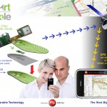Anche la suola delle scarpe diventa smart con GPS SmartSole