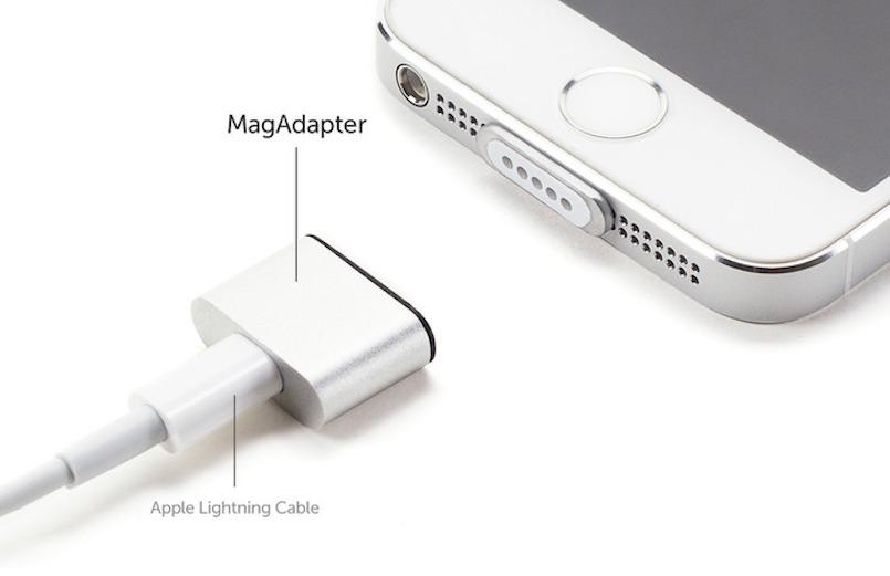 Adattatore MagSafe per iPhone