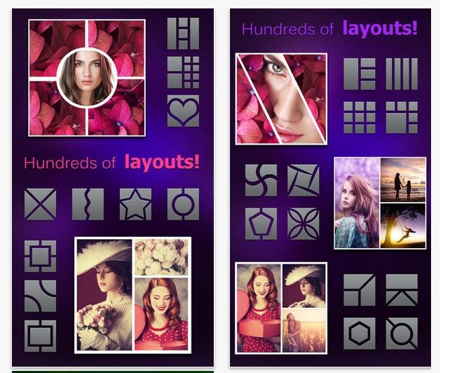 Screenshot Photocollage