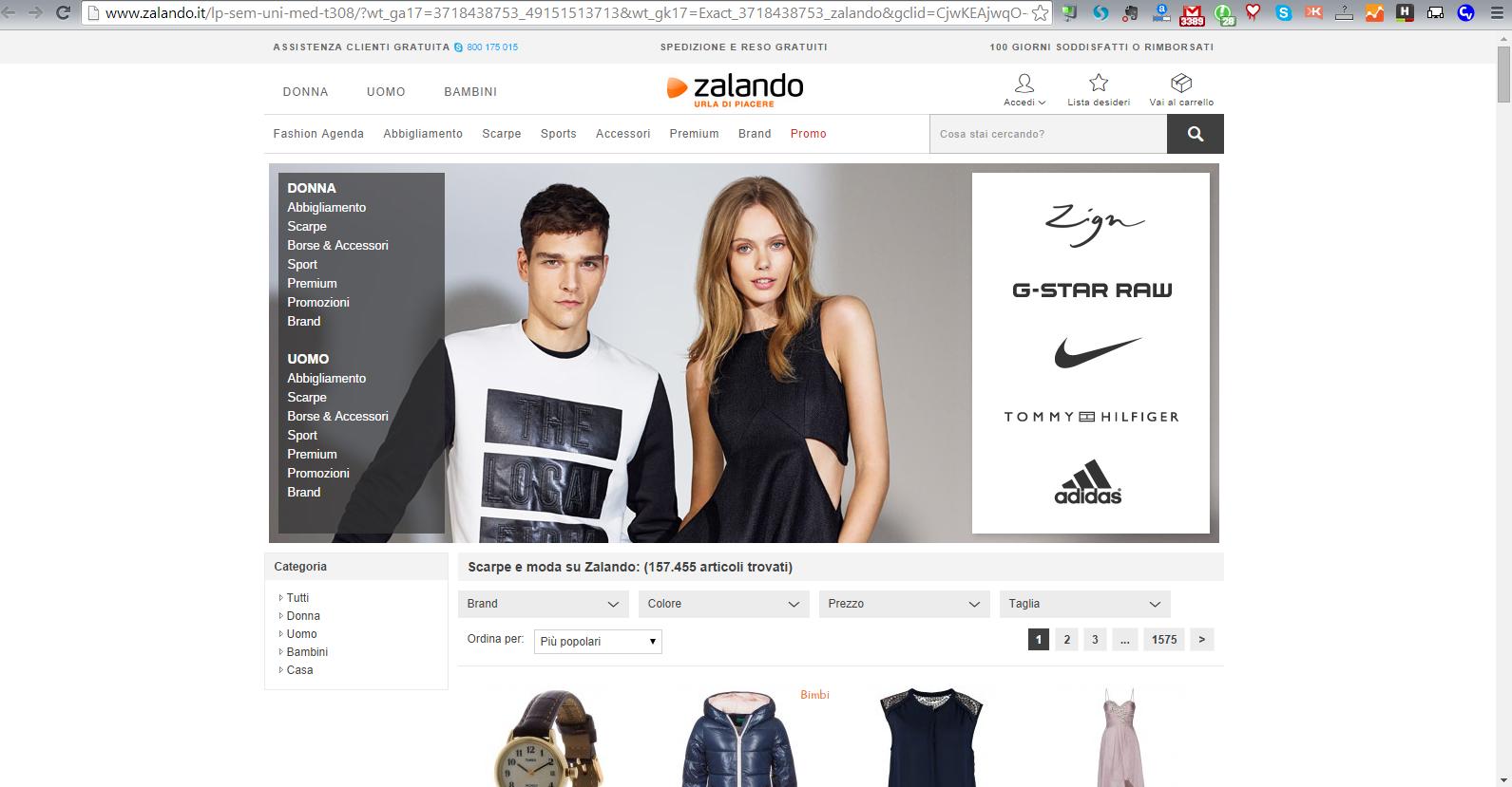 851a845cbda5 I 5 migliori siti di e-commerce di abbigliamento - TechPost.it
