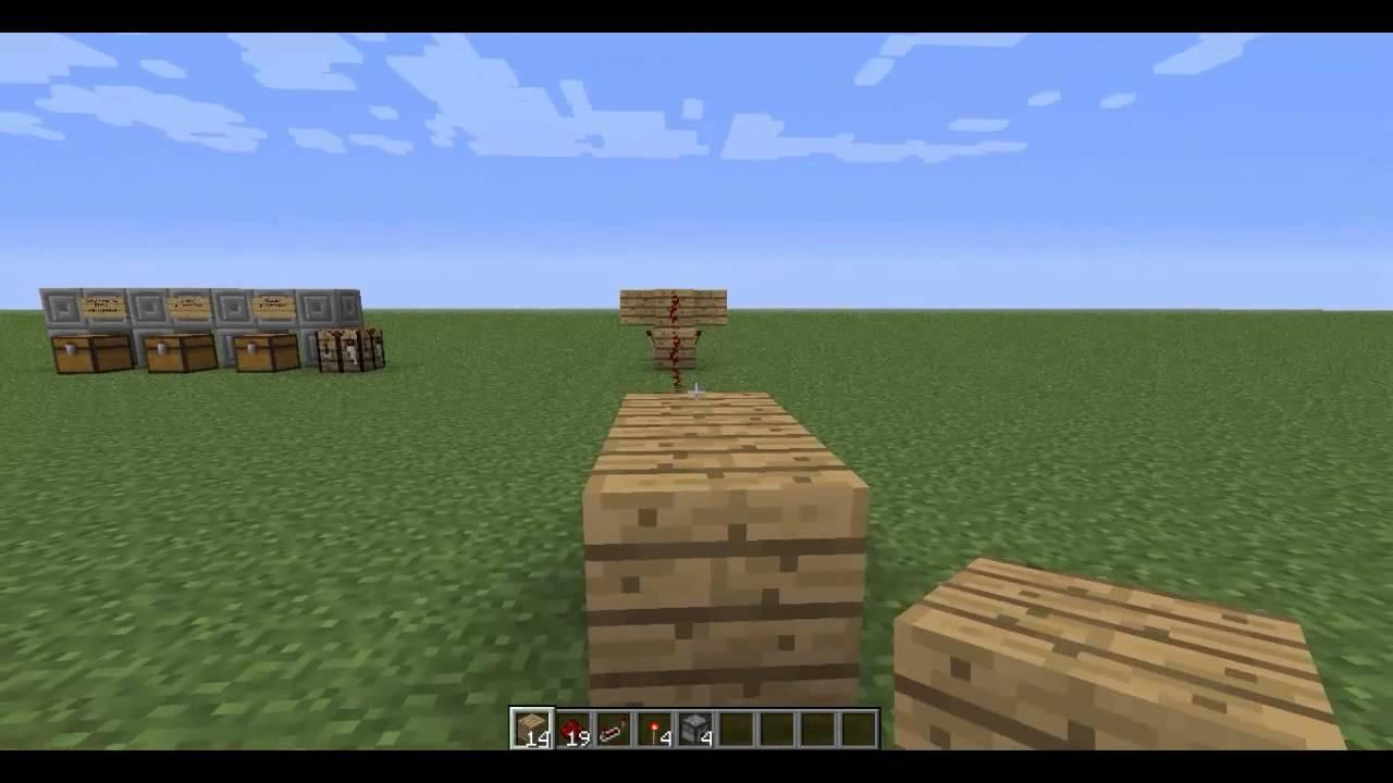 Minecraft Come Creare Un Lanciatore Di Fuochi Dartificio Techpostit
