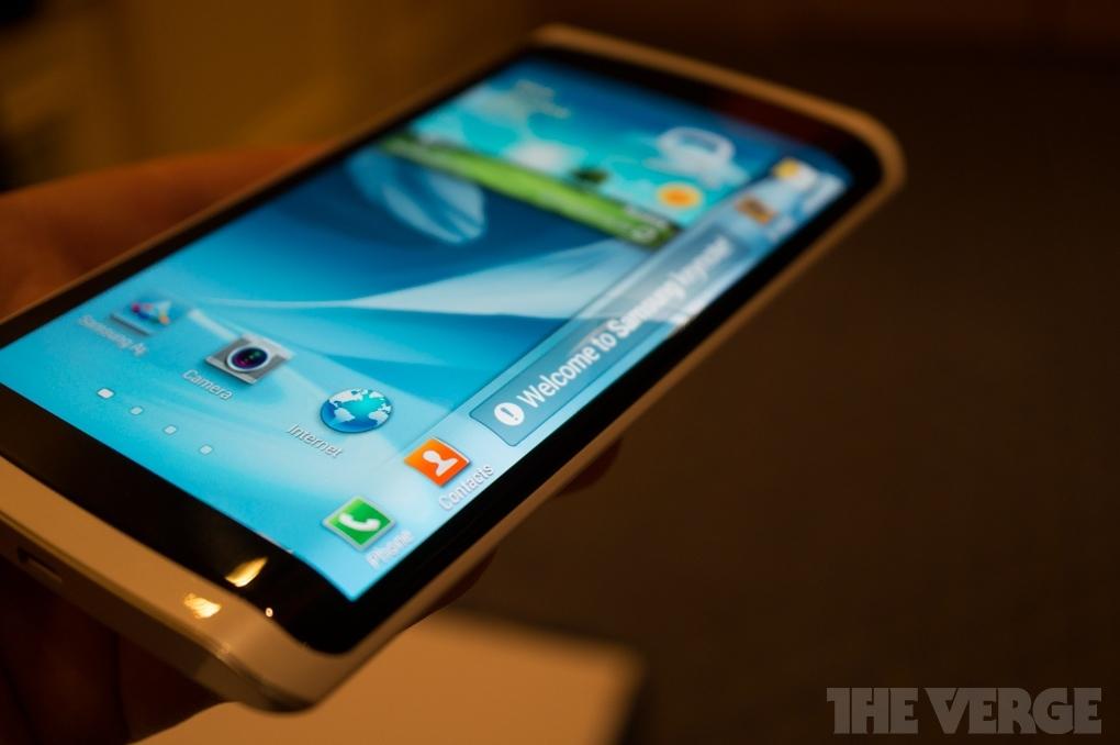 Il Samsung Galaxy Note Edge. Salverà il bilancio di Samsung?