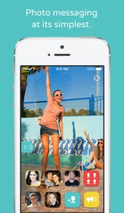 Uno screenshot dell'app Shoutout