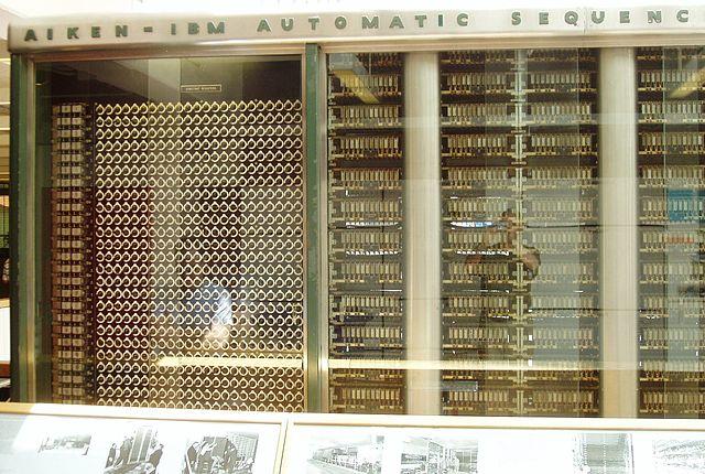 Harvard Mark I, un altro computer storico