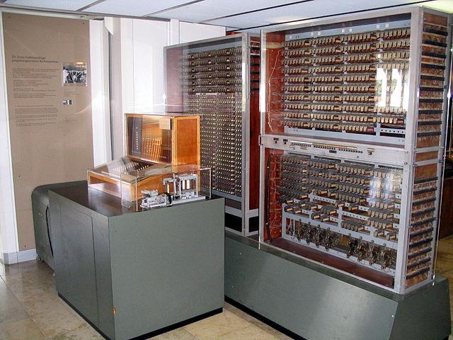 Lo Z£ è il primo computer completamente digitale