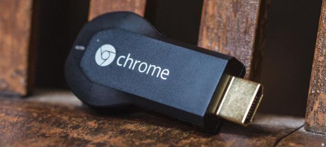 La Google Chromecast