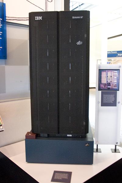 Ibm Deep Blue, un altro computer storico