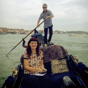 Miriam Bertoli #venicelessons