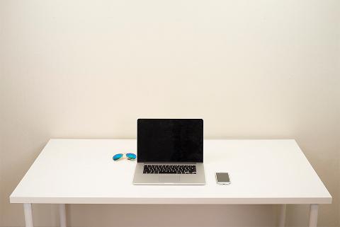 La scrivania oggi
