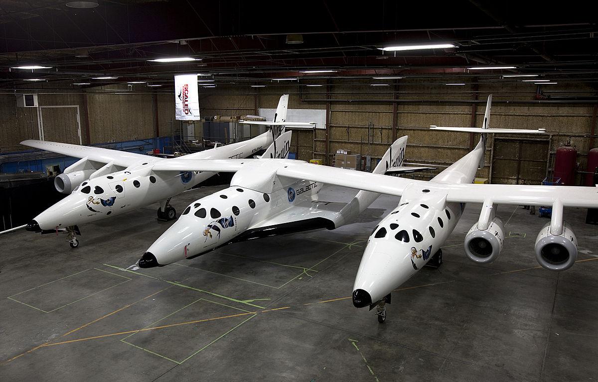 La SpaceShipTwo