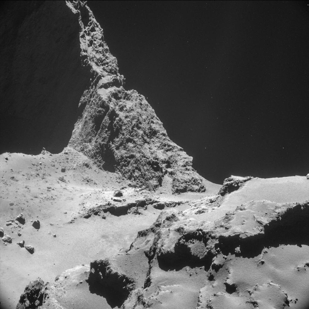 La cometa di Rosetta
