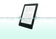 Kobo Aura H20 waterproof