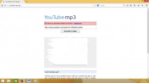 convertire video in mp3