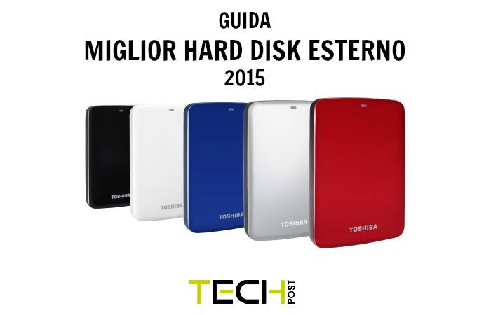 Migliore hard disk esterno febbraio 2015 prezzi e - Hard disk esterno non letto ...