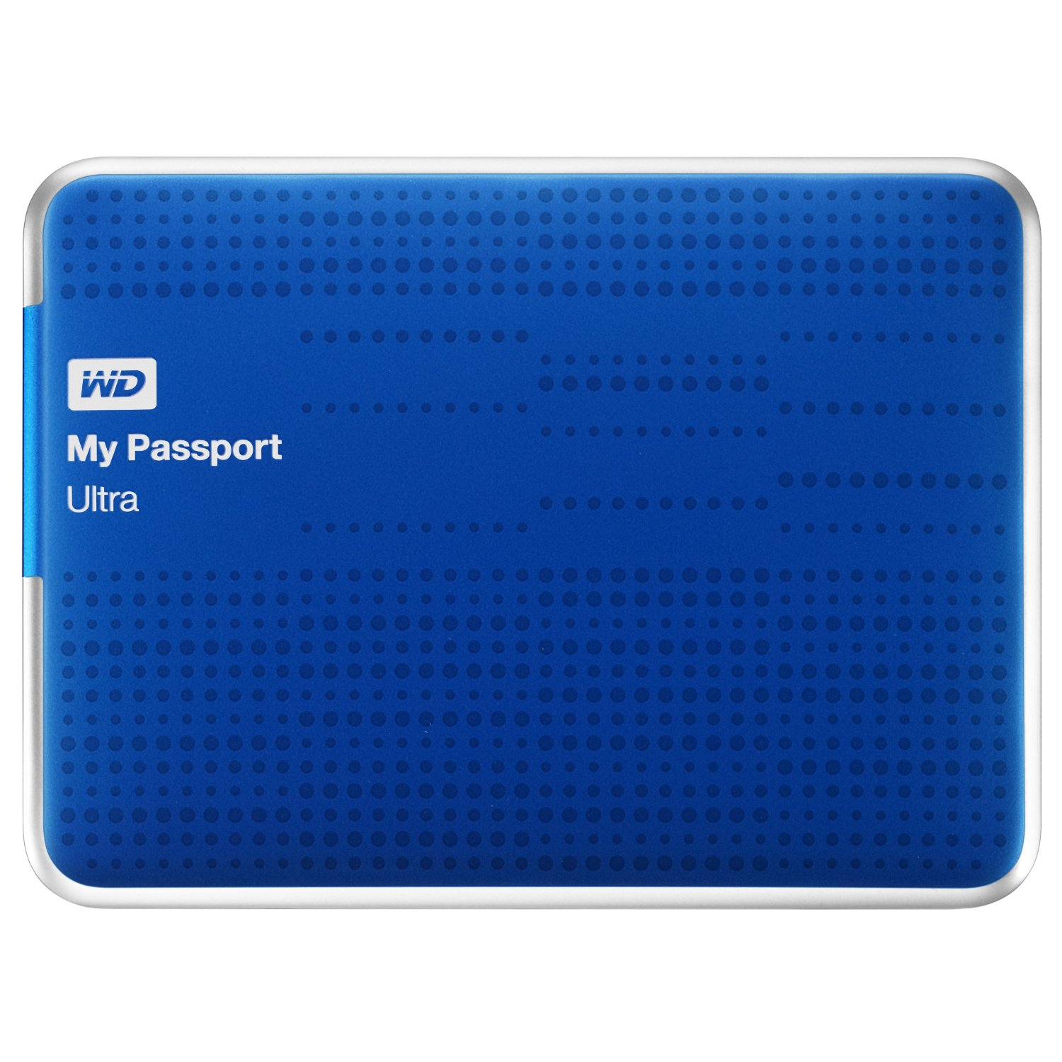 Hard disk WD My Passport Ultra blu