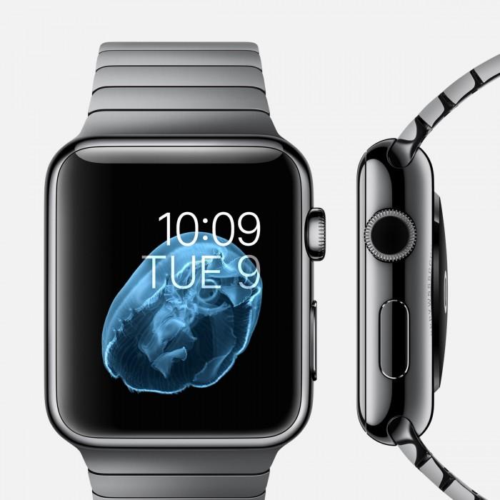 Apple Watch versione acciaio