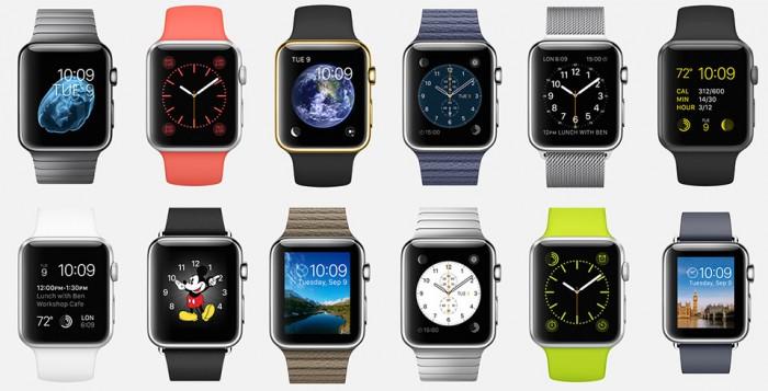 Apple Watch vari colori
