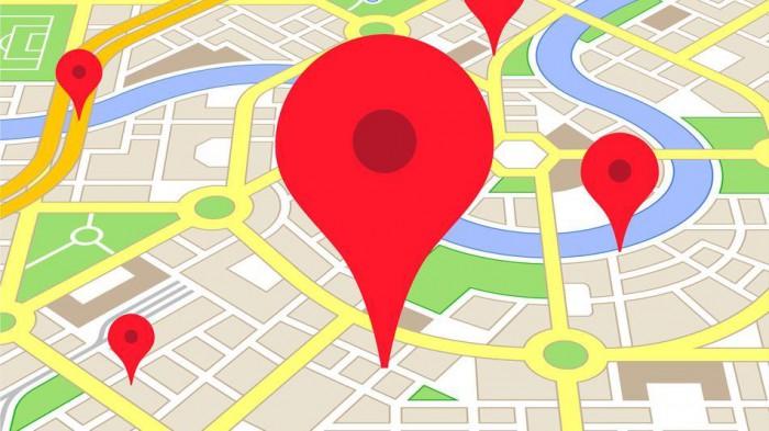Google Maps vettoriale