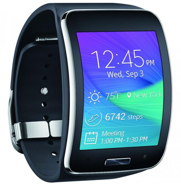 Samsung Gear S Display