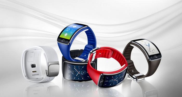 Samsung Gear S vari colori