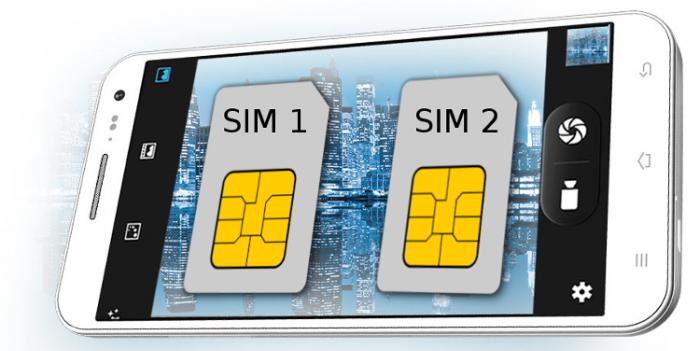 I migliori smartphone Android Dual SIM