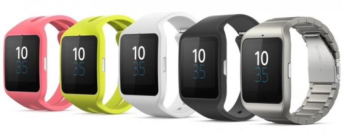 Sony Smartwatch 3 vari colori