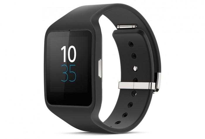 Sony Smartwatch 3 nero