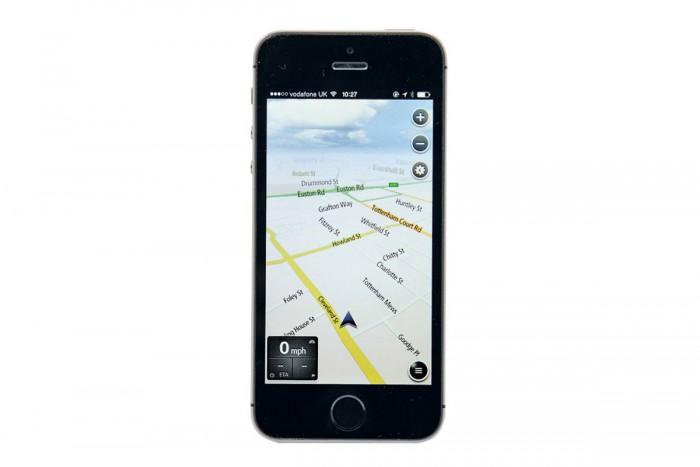 NavFree su smartphone