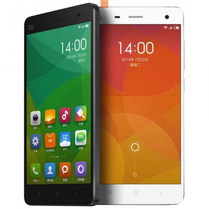 Xiaomi Mi4 bianco e nero