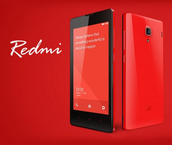 Smartphone Xiaomi Hongmi Redmi 1s