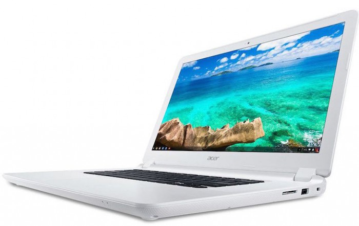 Acer Chromebook 13 Touch display