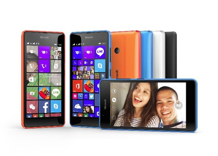 Microsoft Nokia Lumia 540 Dual Sim