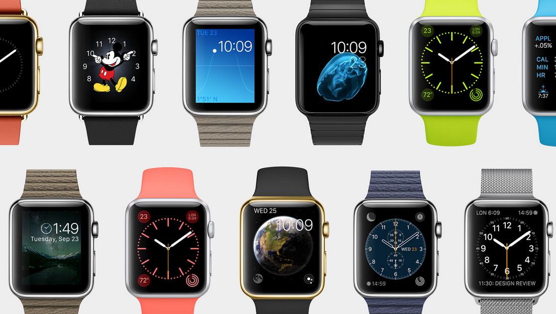 smartwatch diversi modelli