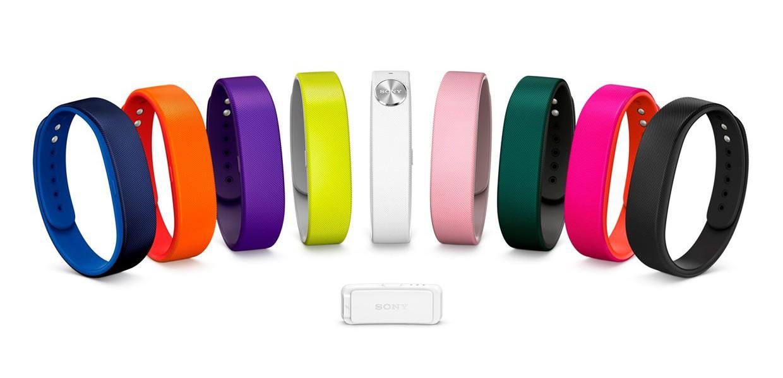 Sony Smartband vari colori
