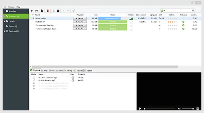 Mac and OSX Downloads - μTorrent® (uTorrent) - a (very