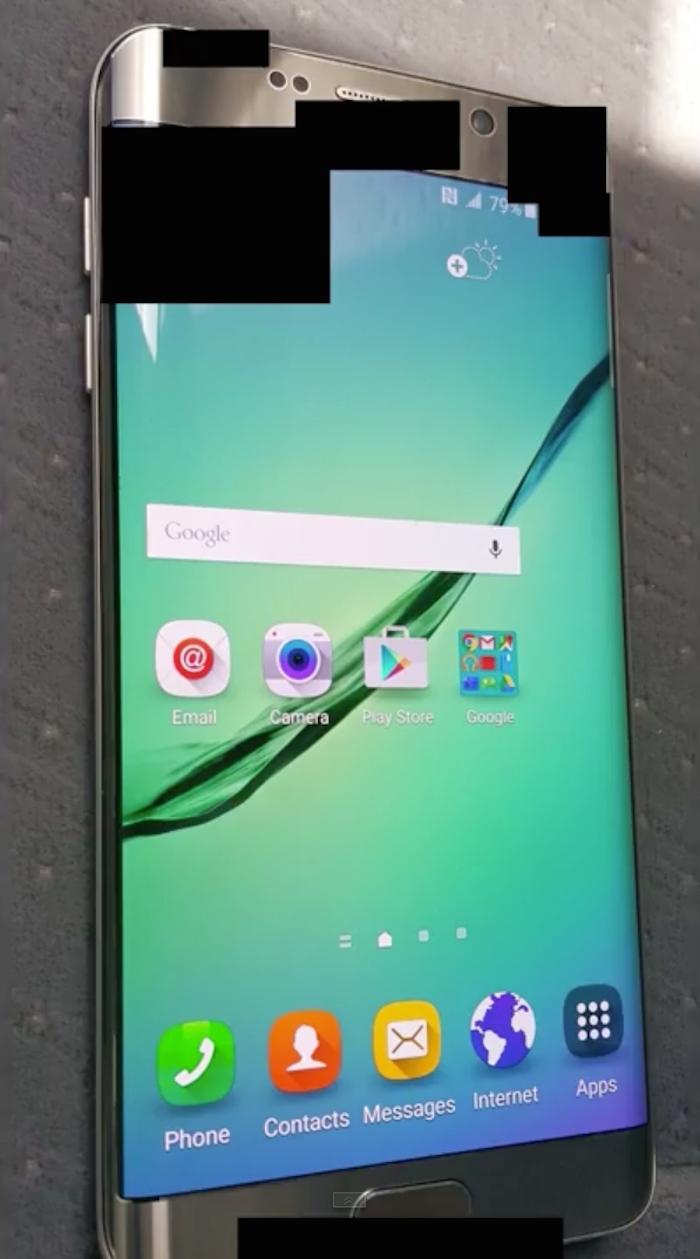 Samsung Galaxy S6 Note