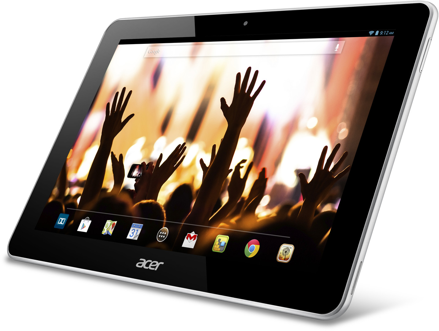 Acer Iconia A3 display