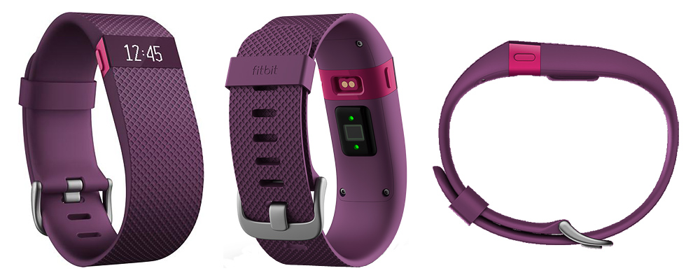 Fitbit Charge HR colore viola